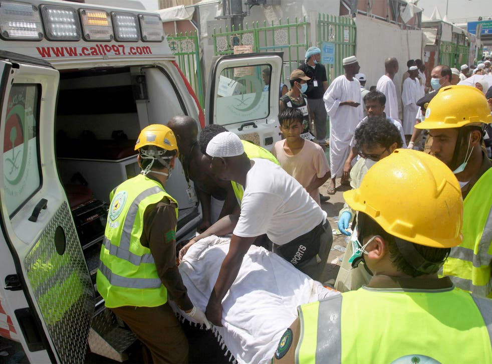 The two countries have clashed over a stampede that killed thousands of pilgrims in Mecca last year