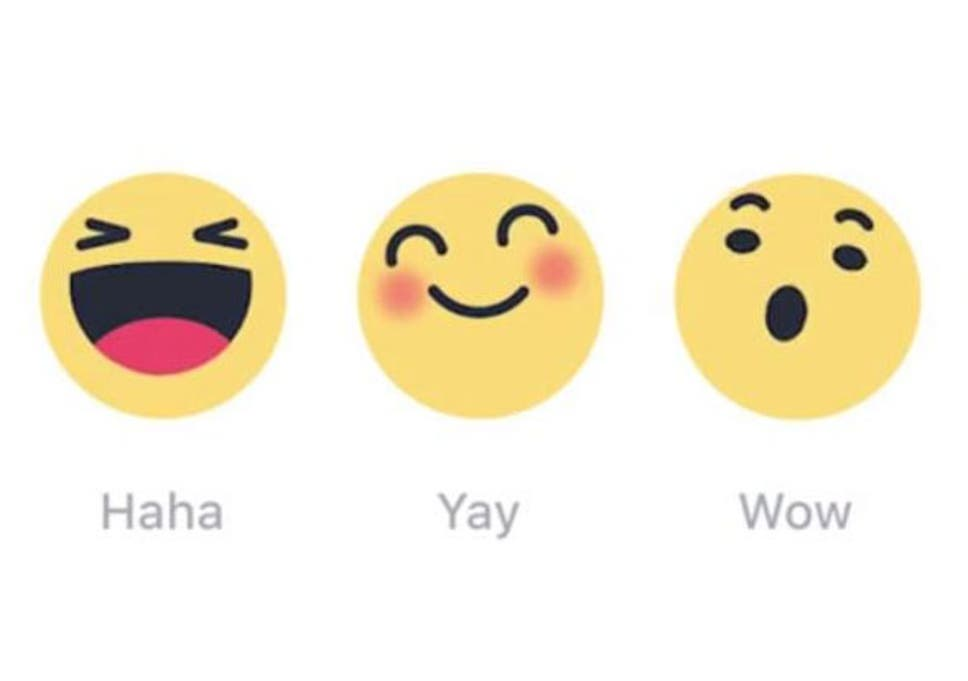 Facebook Reactions What Are Facebooks New Emoji Buttons Like