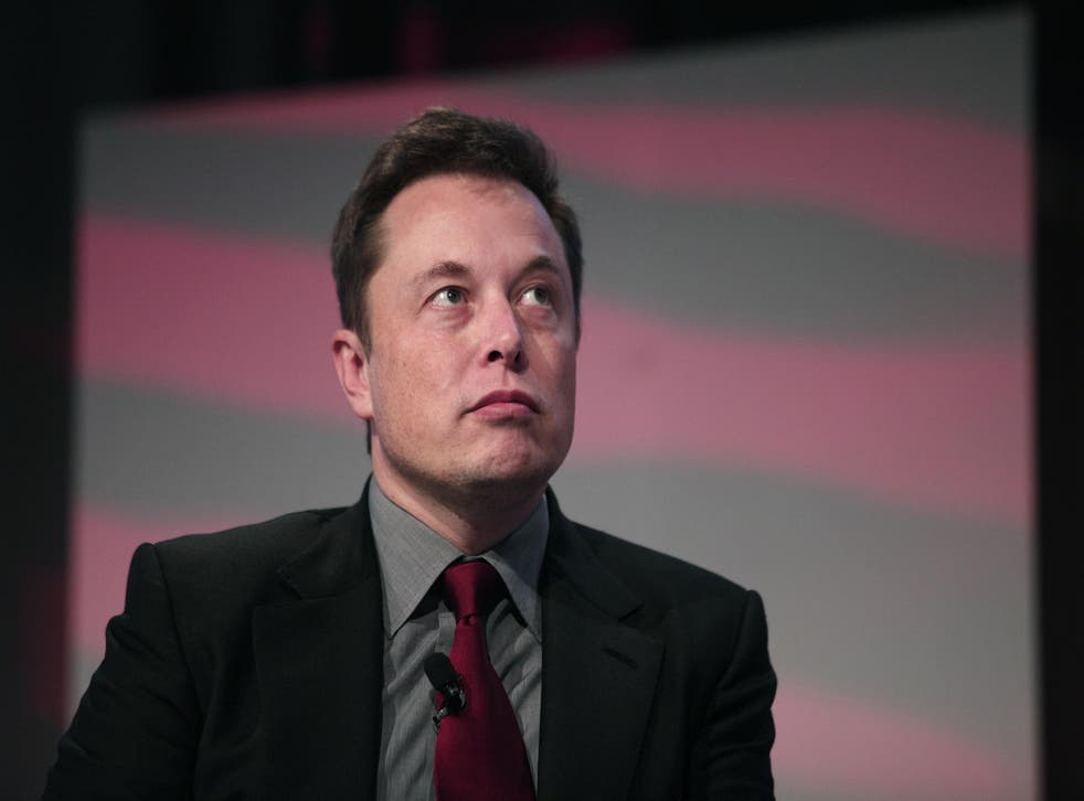 Elon Musk is both the chief executive of Tesla and the chairman of SolarCity
