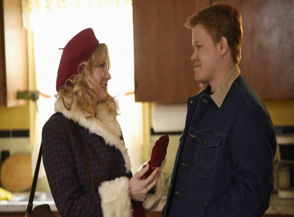 Fargo, season 2: Kirsten Dunst and Jesse Plemons