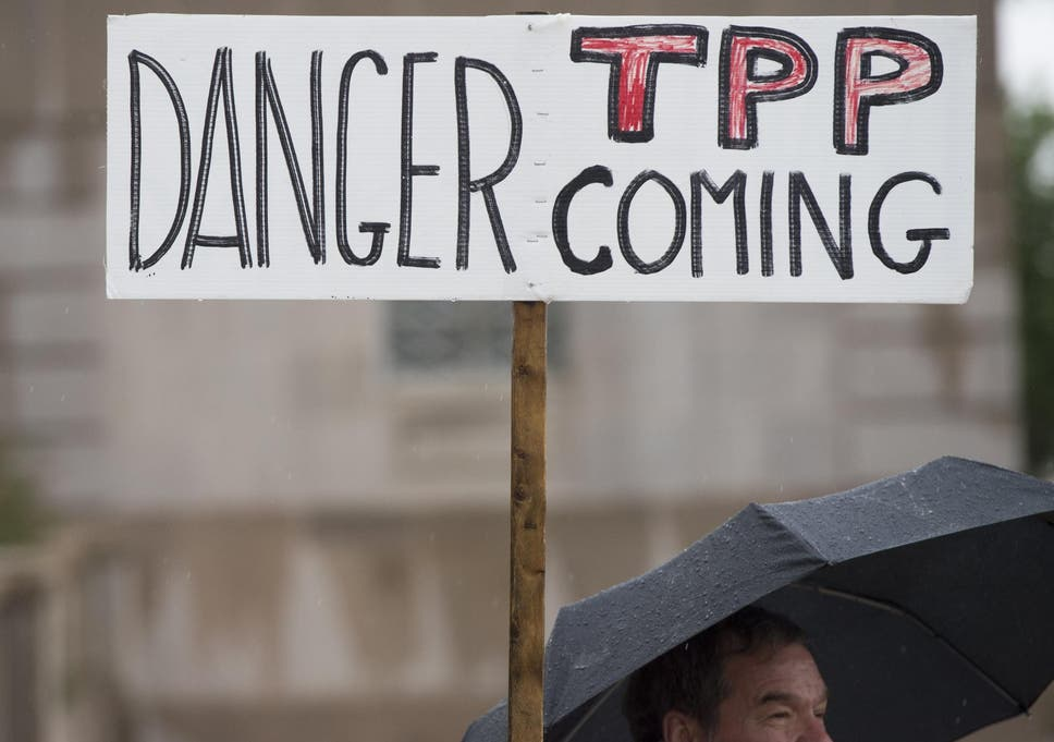 Tpp Signed The Biggest Global Threat To The Internet Agreed As