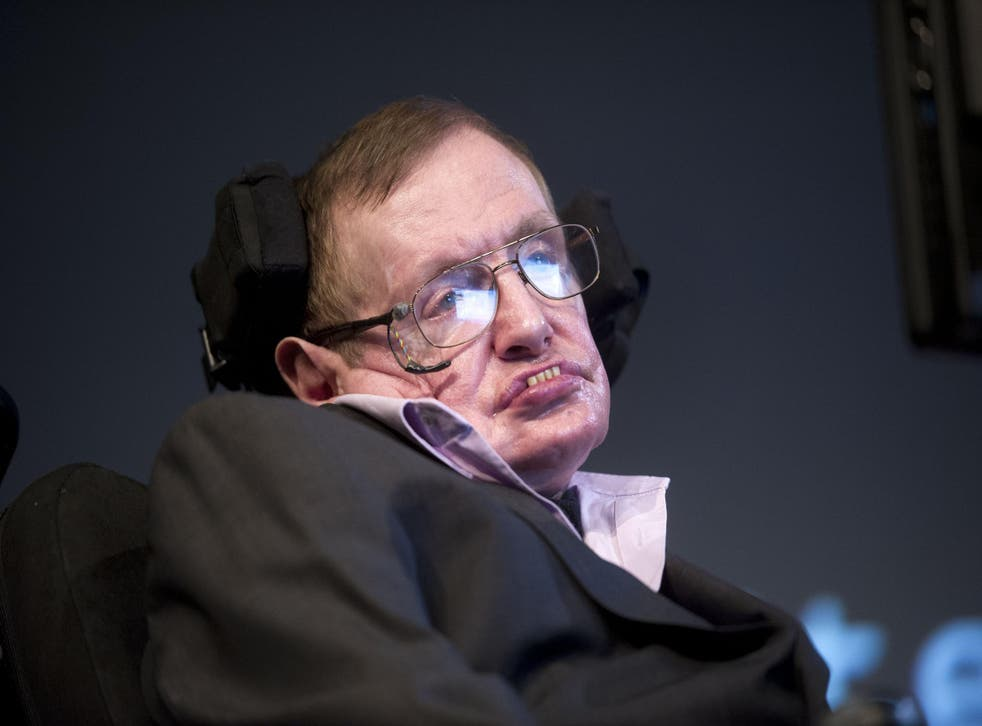 Hawking warned the the rise of machines could leave the majority of people 'miserably poor'