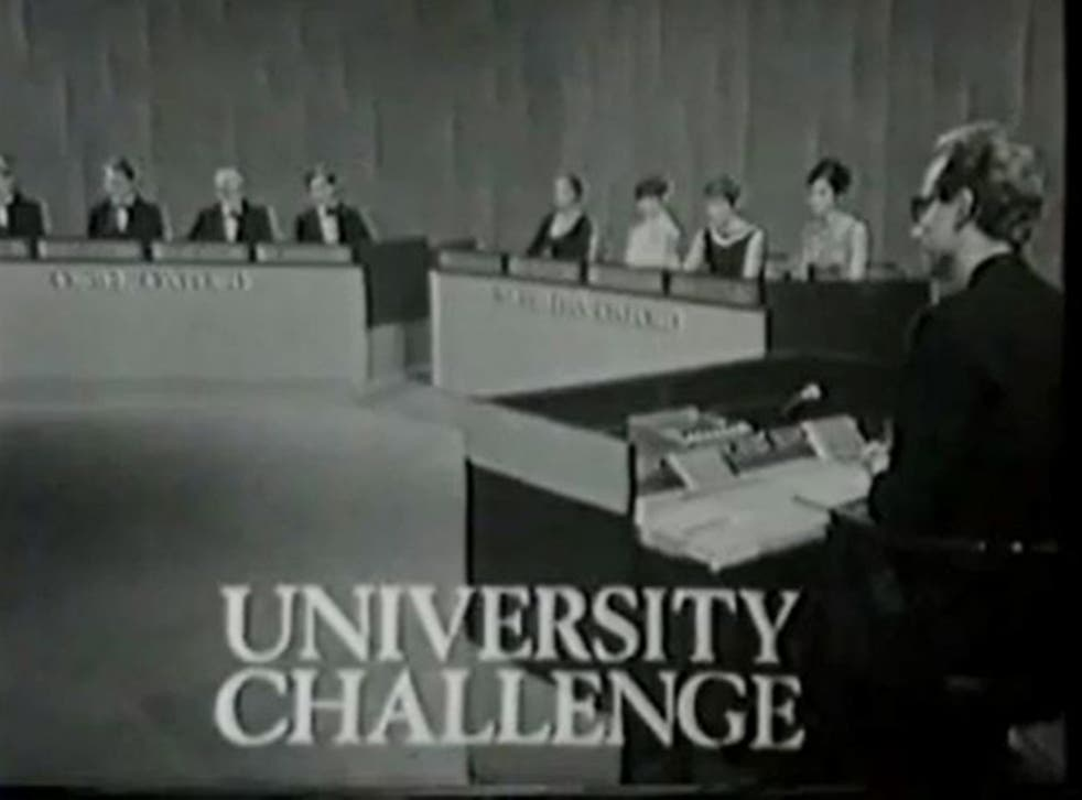 University Challenge was first broadcast in 1962 but is undergoing a renaissance in viewership