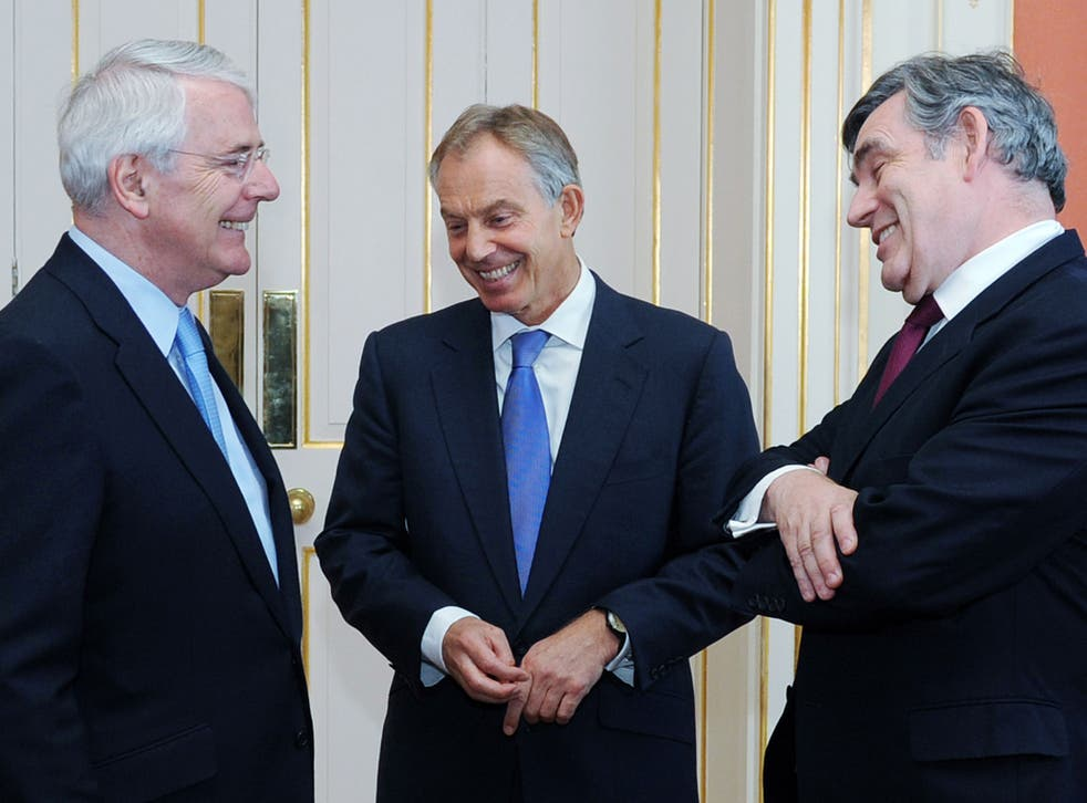 Former prime ministers Sir John Major, Tony Blair and Gordon Brown will campaign for Britain to stay in the EU