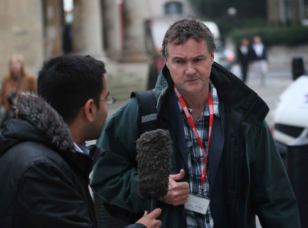 Meirion Jones, a former 'Newsnight' producer, whose 2011 investigation into Jimmy Savile was spiked by the BBC