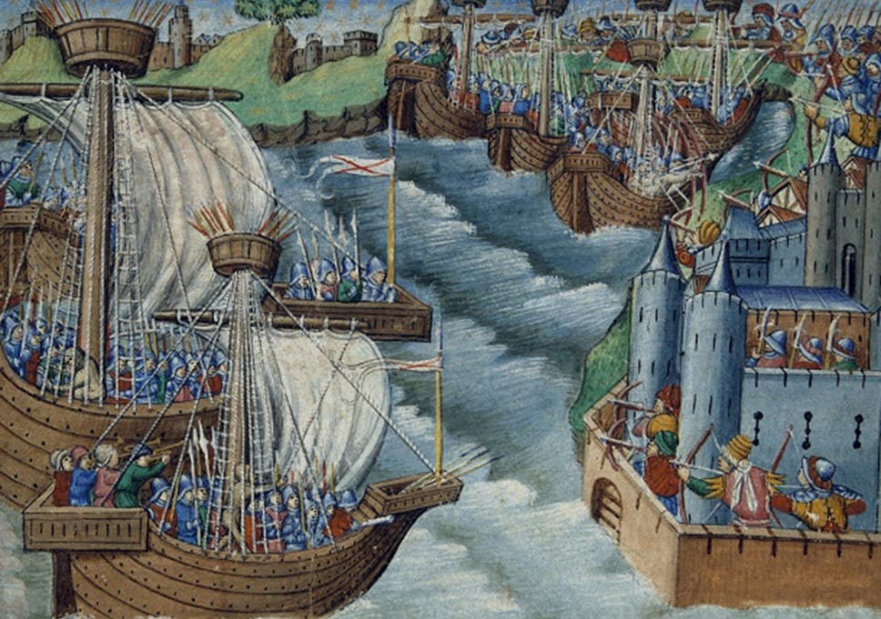 Henry V warship buried in Hampshire: Historian pinpoints
