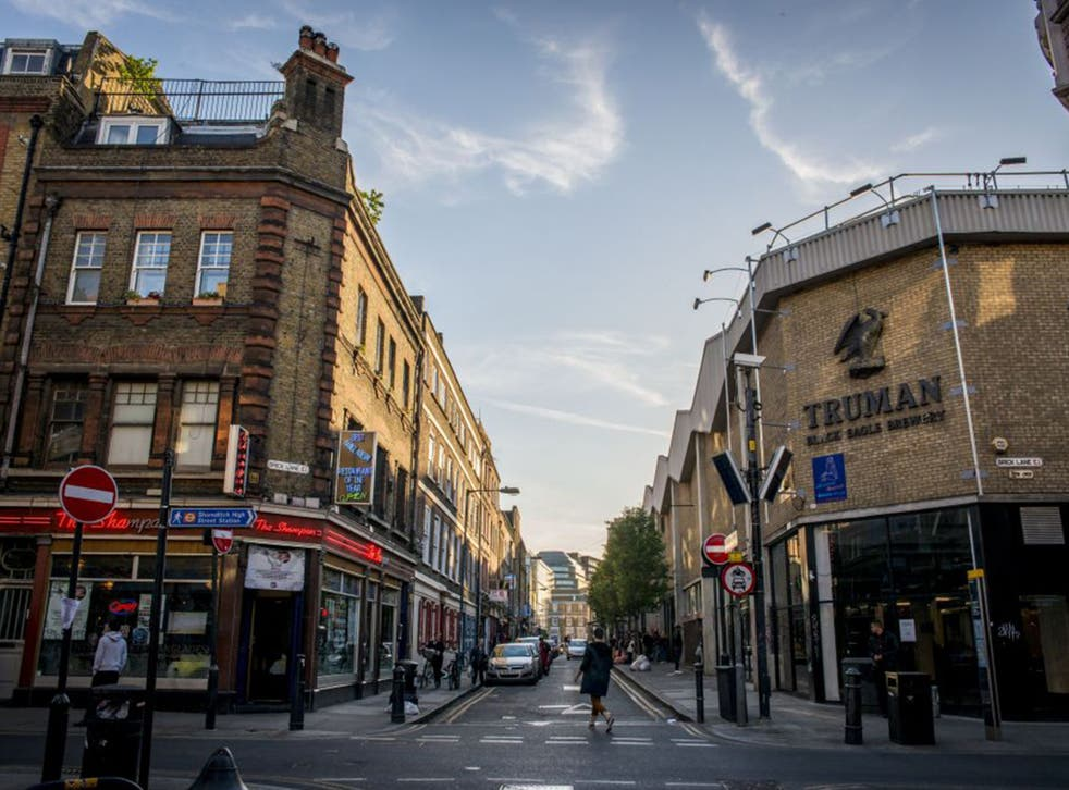 The Britain Stronger in Europe campaign is to be launched at the Truman Brewery in London today