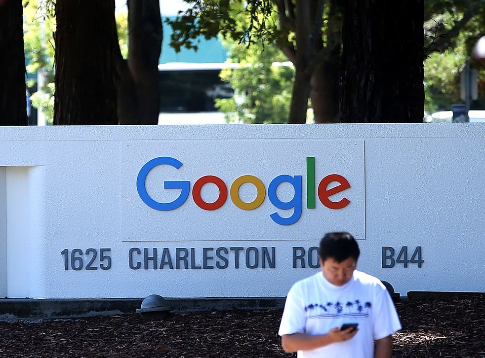 The domain name 'google.com' was briefly owned by a private individual before the search giant cancelled the sale