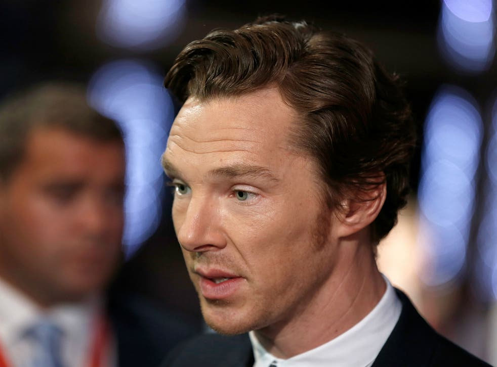 Benedict Cumberbatch is one celebrity who has penned a letter urging the UK to vote to stay in the EU