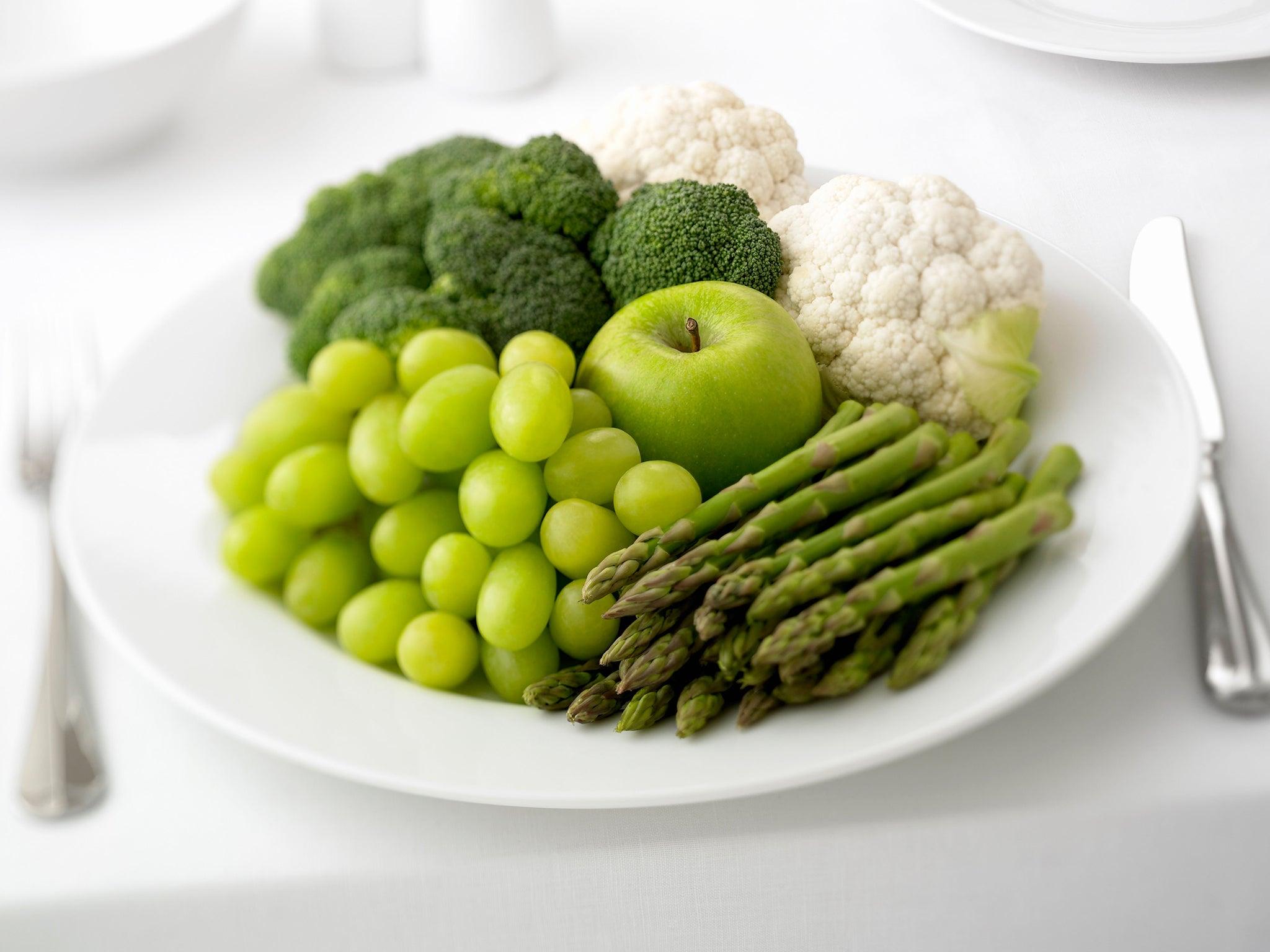 растительная диета для похудения