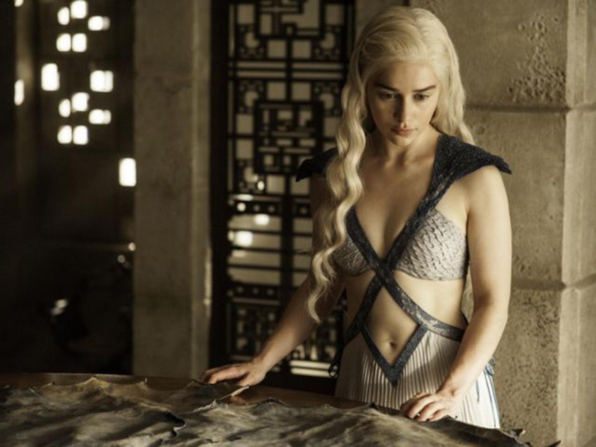Emilia Clarke regrets watching Game Of Thrones nude