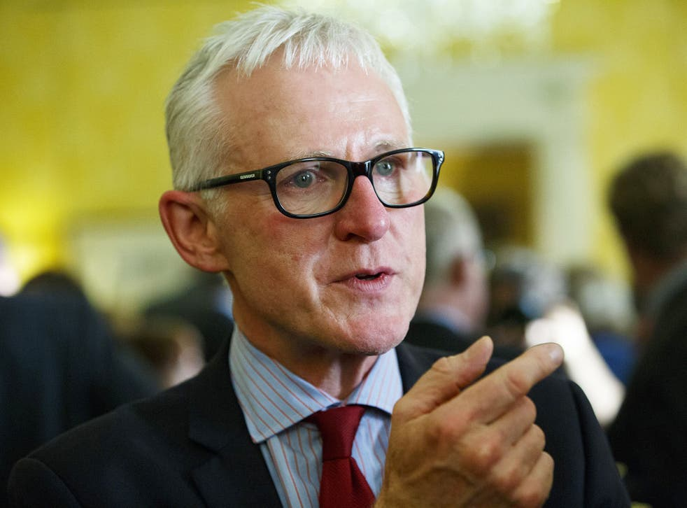 Liberal Democrat MP Norman Lamb described Theresa May's pledges on mental healthcare as a 'puny response to a burning injustic'