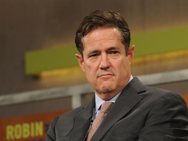 Barclays CEO Jes Staley's tactics are holding the lender steady