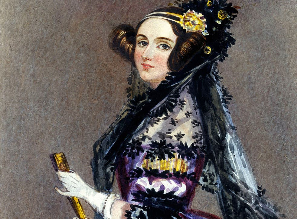 Ada Lovelace was not just a genius at science, but at poetry as well