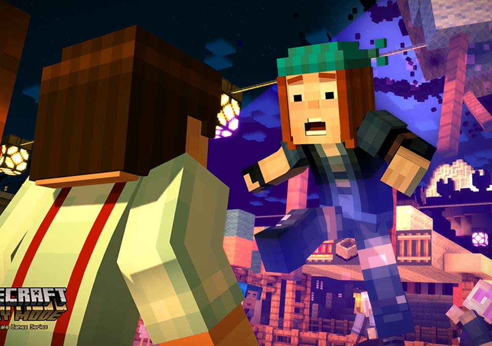 Minecraft Story Mode Telltale Games First Point And Click