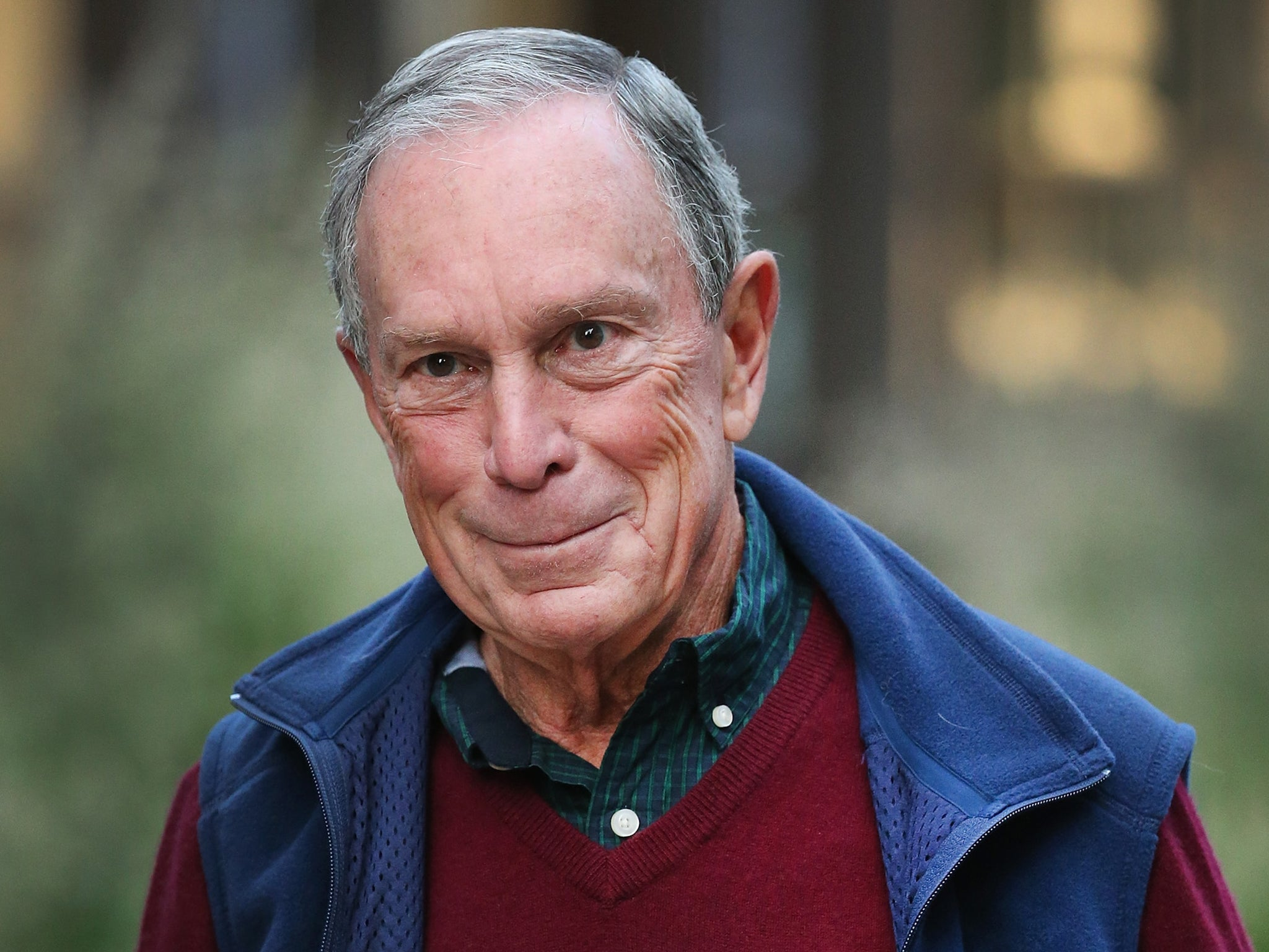 Michael Bloomberg 'to write $4.5m cheque to cover US commitment to Paris climate agreement'