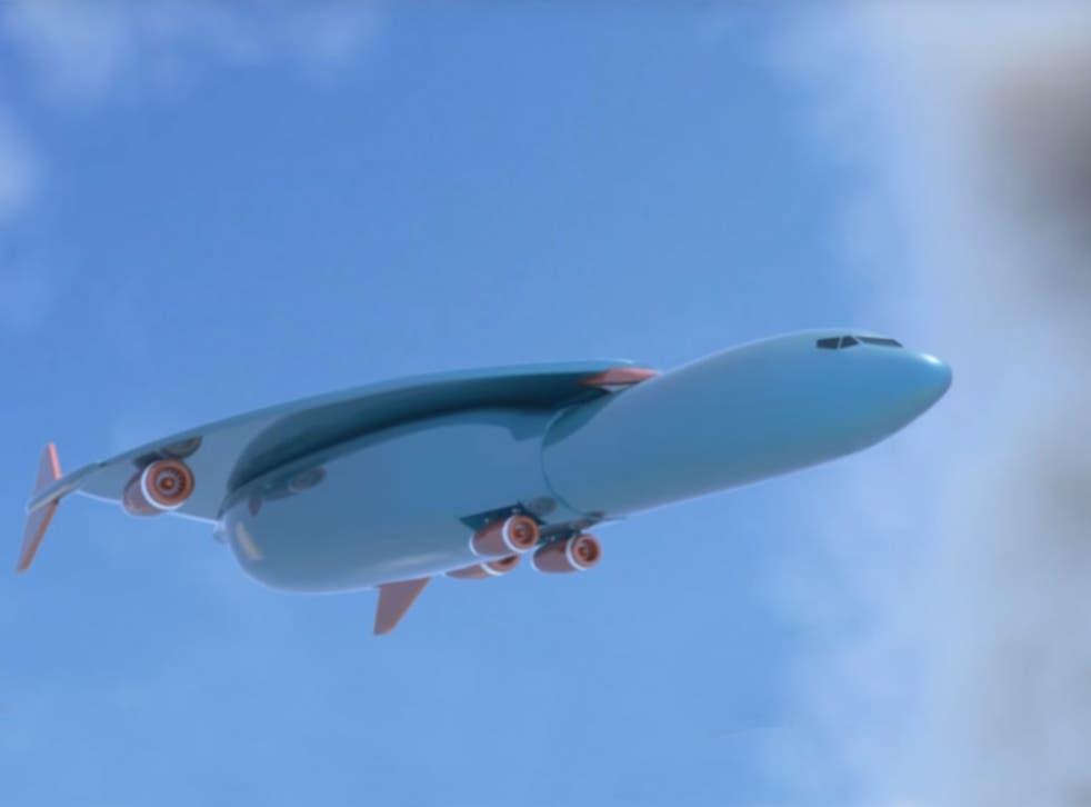 The new Airbus 'Concorde 2'
