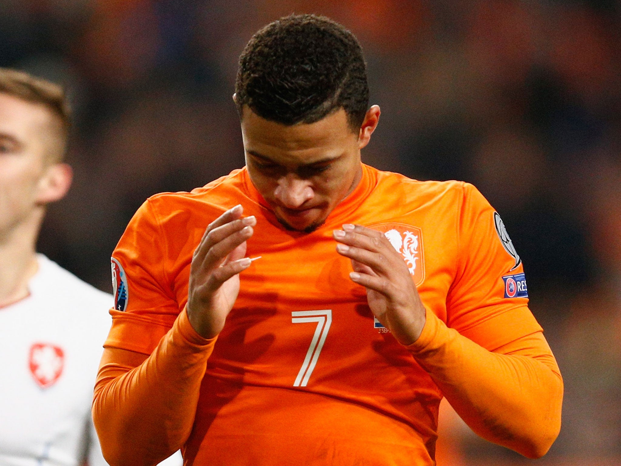 Memphis Depay has 'attitude' problem and 'people at Manchester United are starting to get fed up', claims former Netherlands international