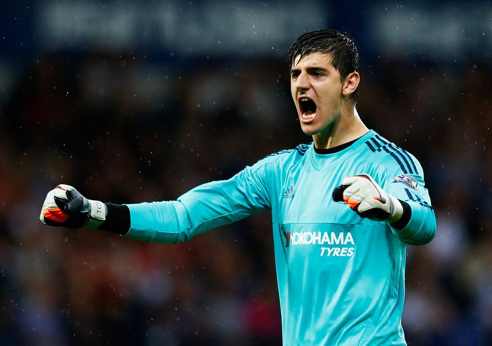 Chelsea Goalkeeper Thibaut Courtois Hopes To Return To Action In