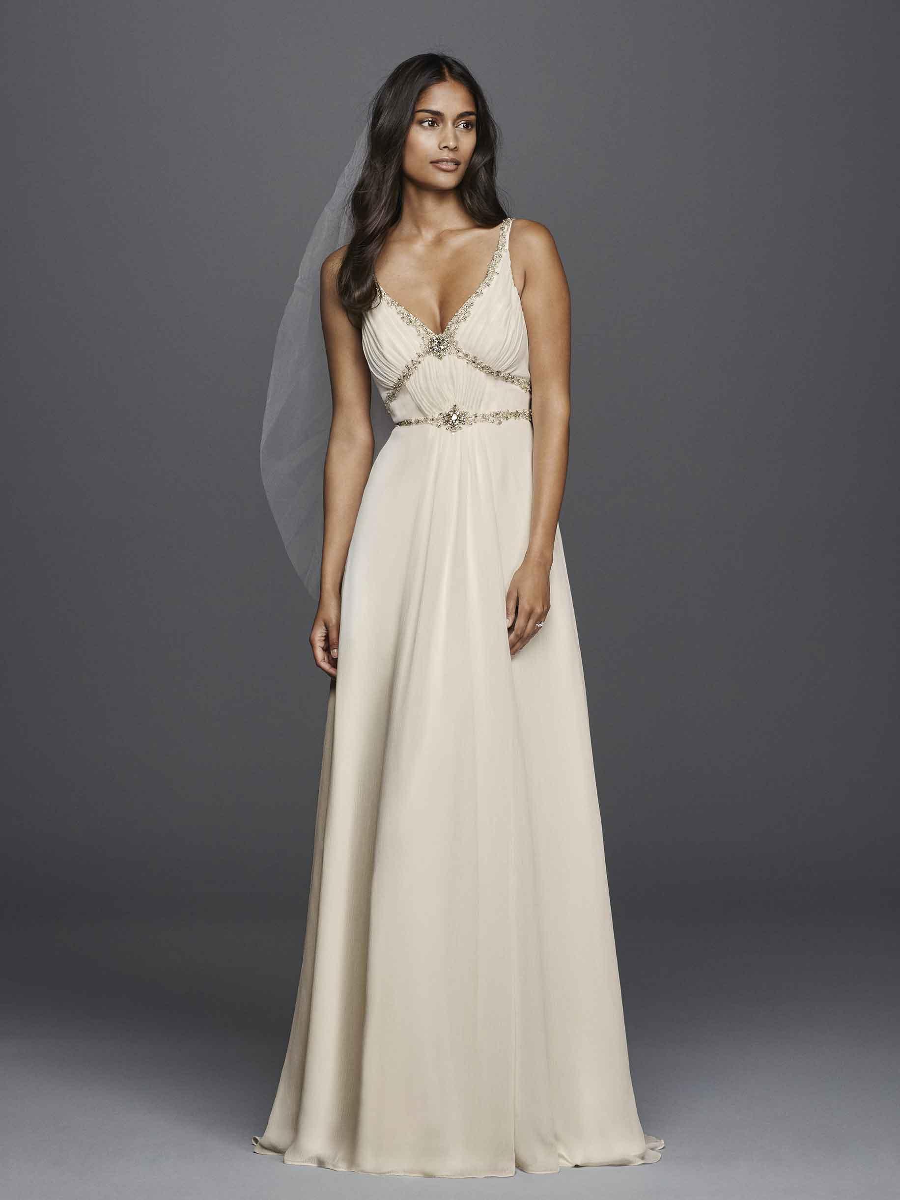 Jenny Packham launches budget wedding dress line for David\'s Bridal ...