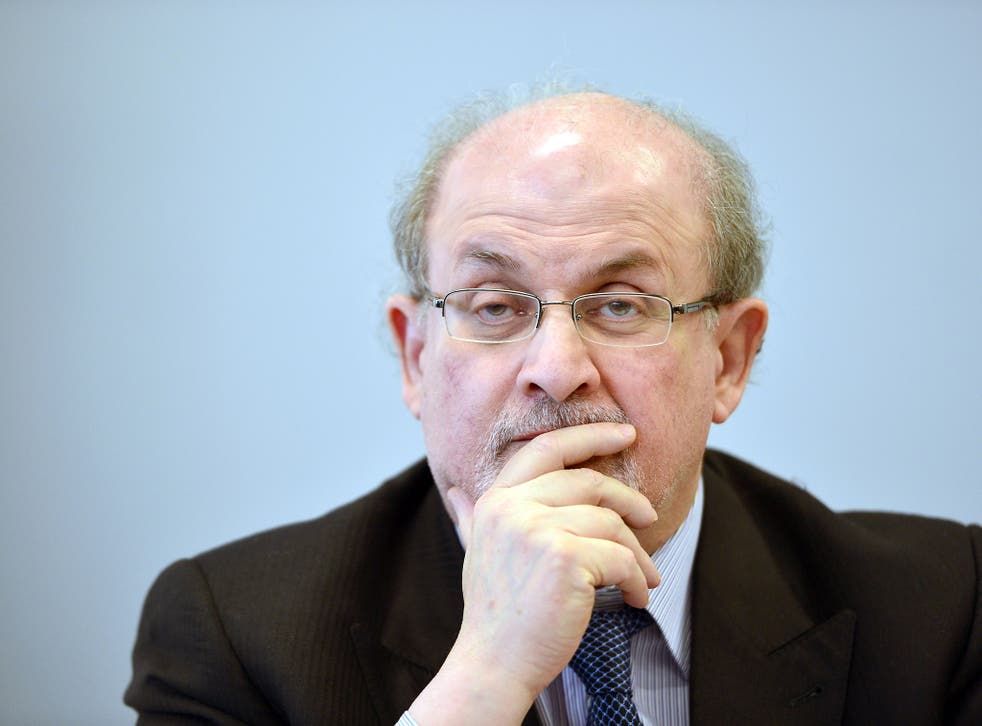 Salman Rushdie was forced to spend years in hiding under police protection after the fatwa was issued in 1989