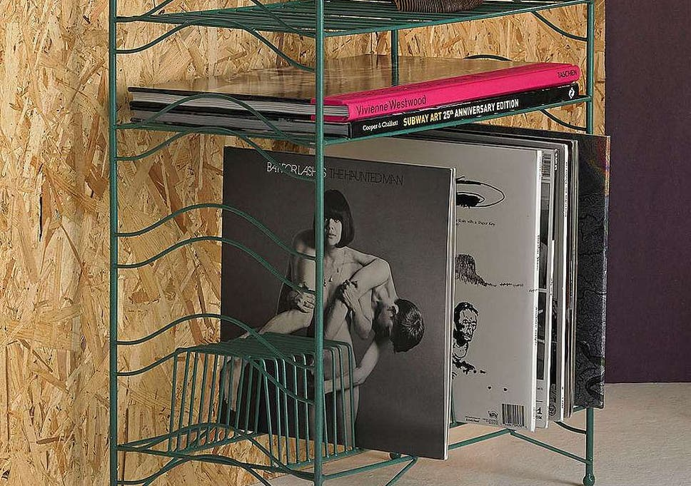 7 best record storage | The Independent