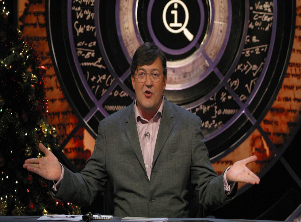 Fry has announced that he is stepping down as the host of QI