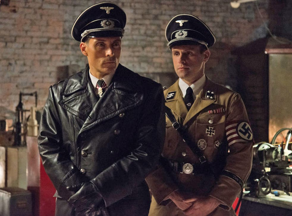 Villains from 'The Man In The High Castle'