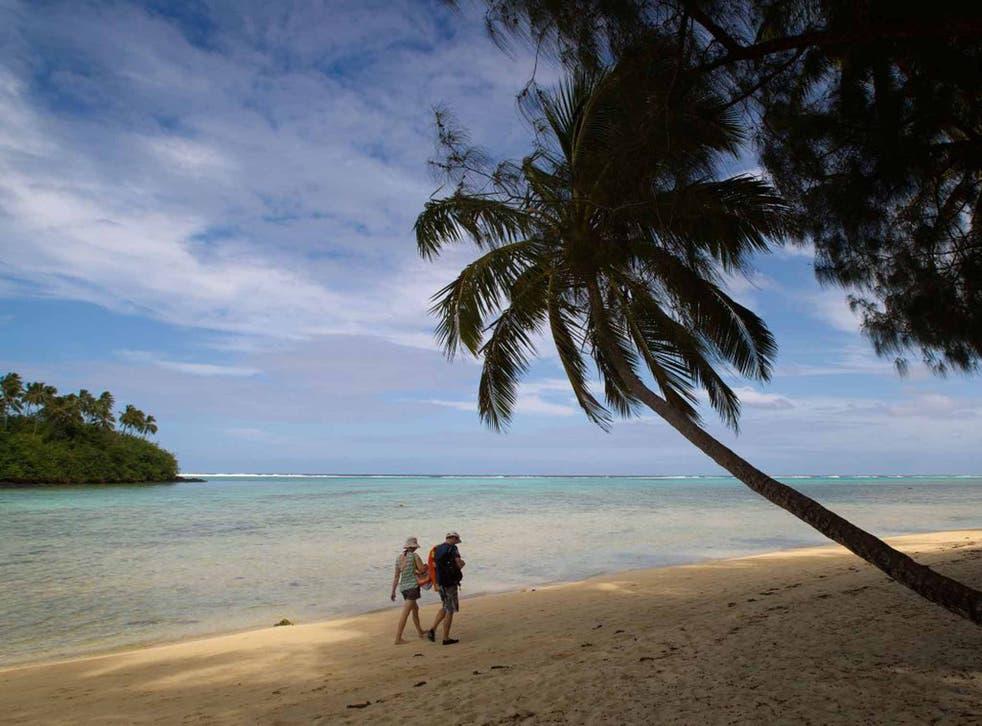 Beach beautiful: the Cook Islands
