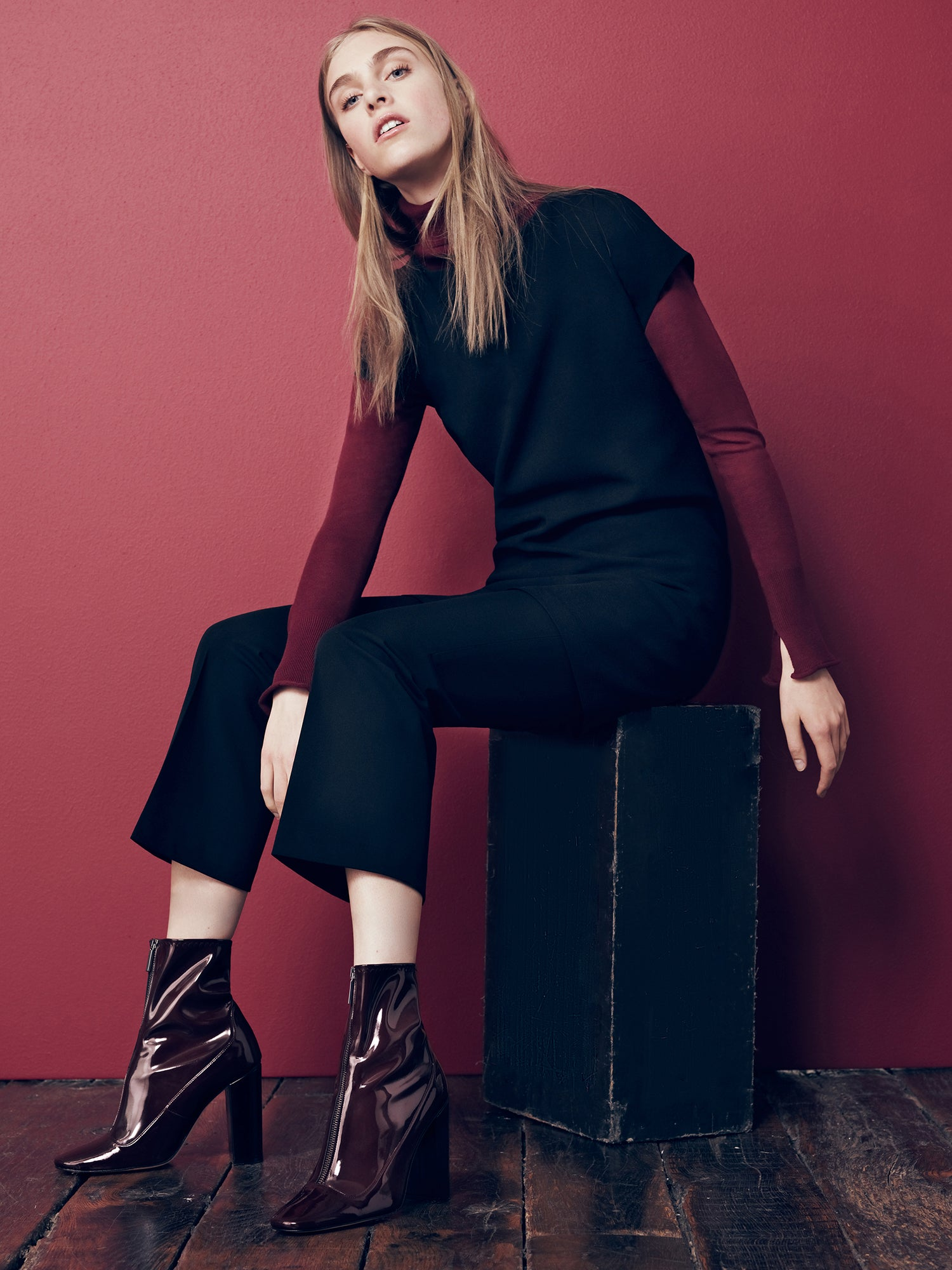 Stuck in the midi: Midi boot trend | The Independentindependent_brand_ident_LOGOUntitled