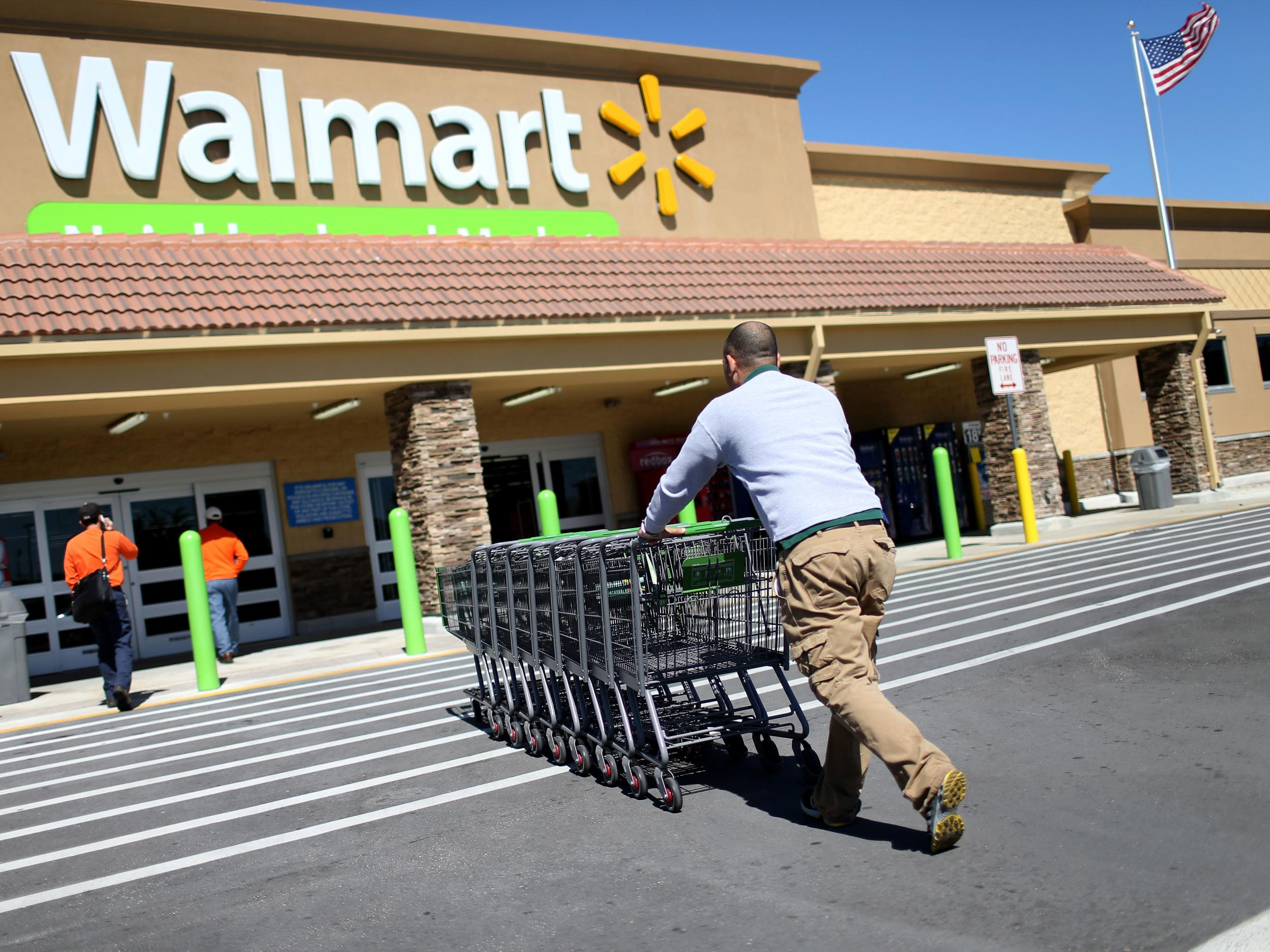f81a0b1128 Accused Walmart stalker  squirted women with syringe full of semen ...