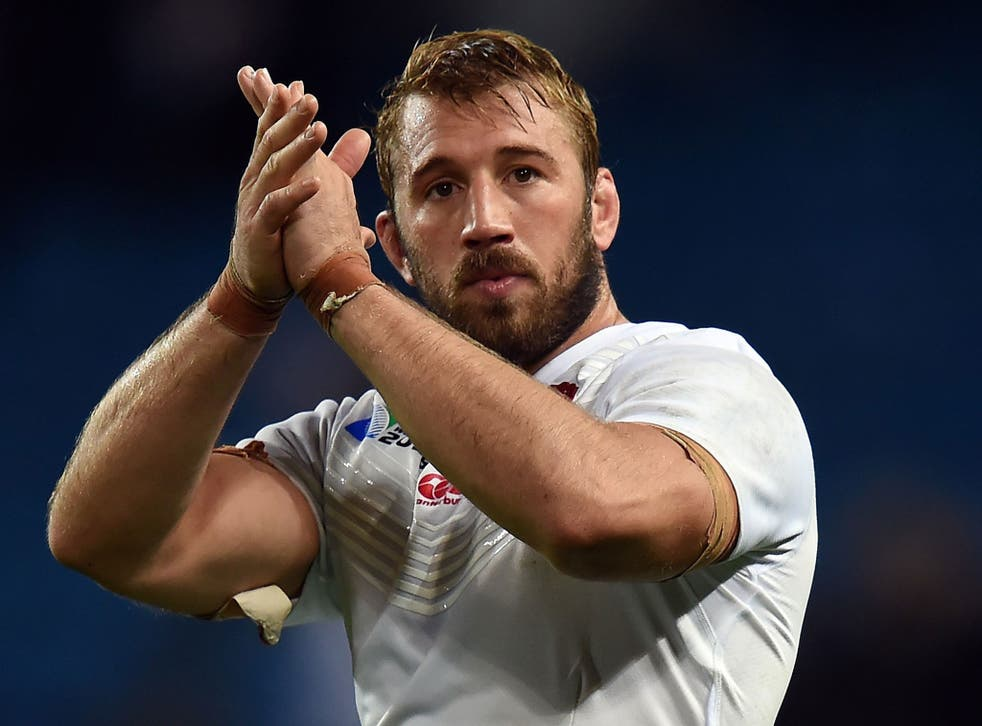 England captain Chris Robshaw must justify his place in the starting line-up