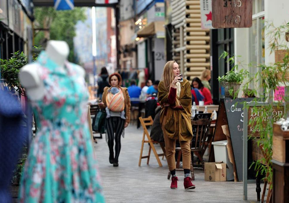 Study Suggests Gentrification Has >> Gentrification Pushing Some Of The Poorest Members Of Society Out Of