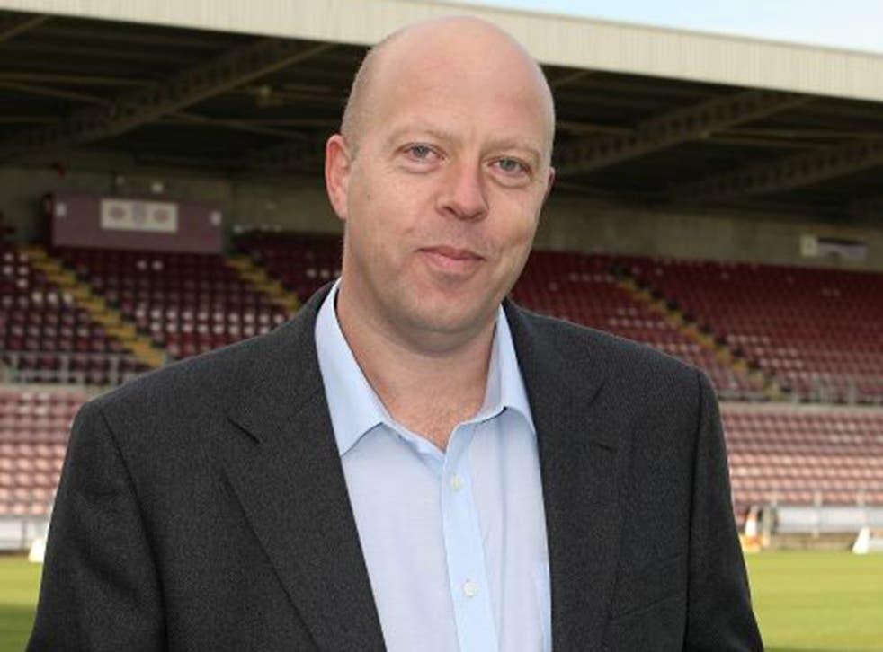 Northampton's chairman, David Cardoza, failed to meet a deadline to repay a £10.25m loan to the council