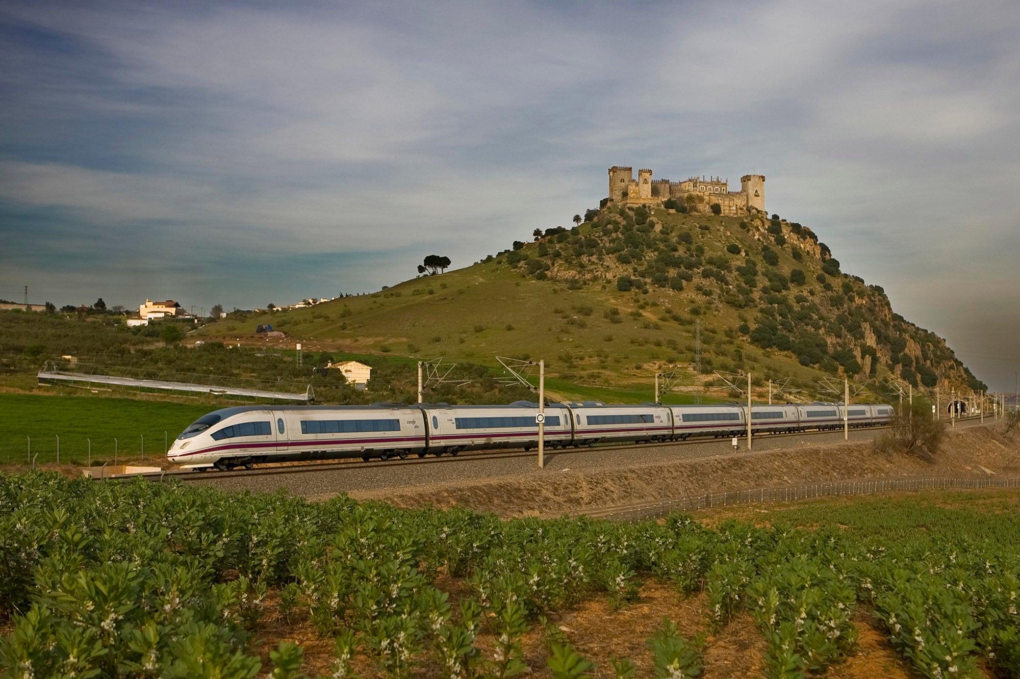 Скорый поезд аликанте отзывы