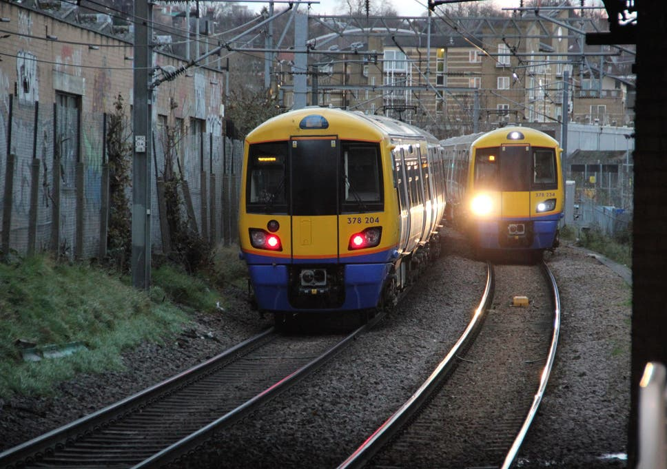 TfL\'s London Overground is being given control over London\'s entire ...