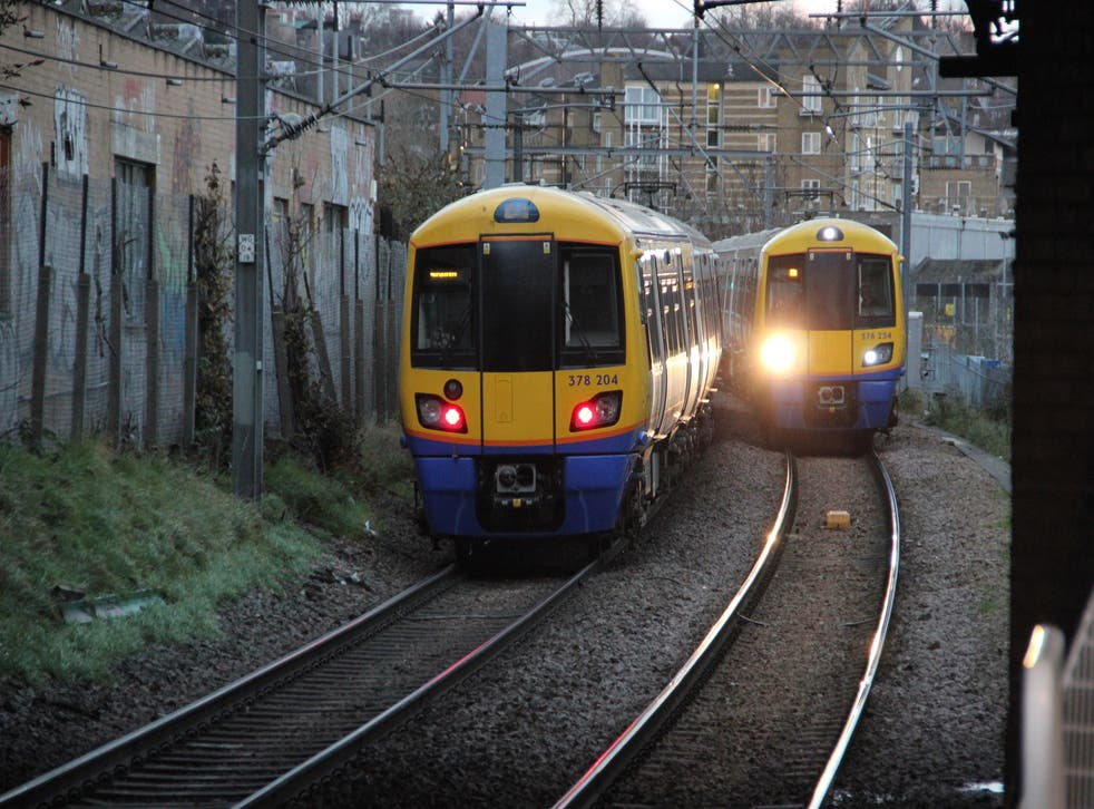 London Overground trains have higher passenger satisfaction ratings