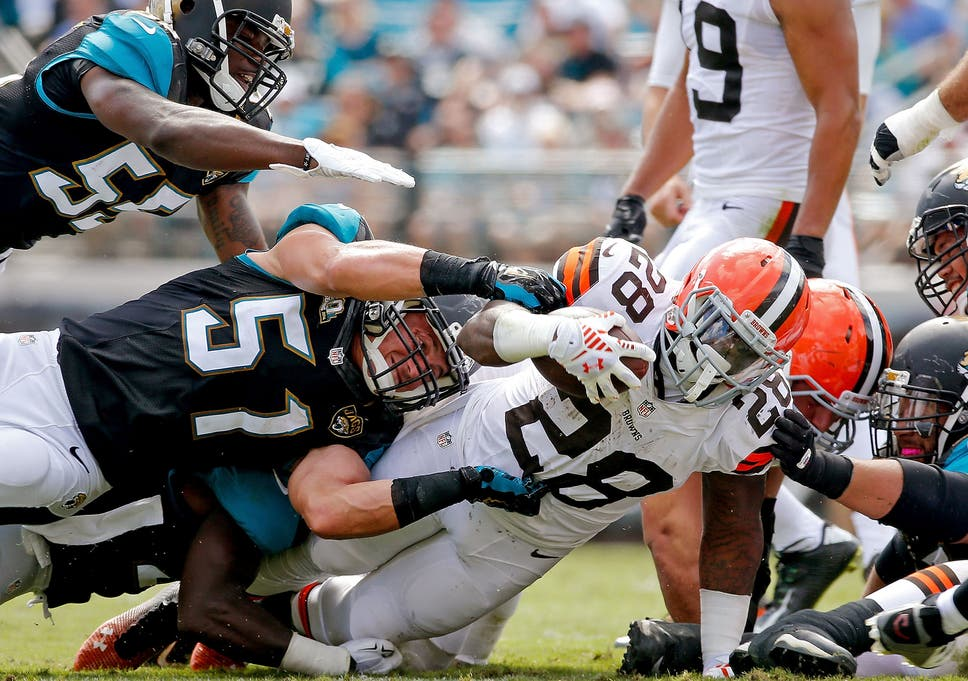 Paul Posluzsny column: Jacksonville Jaguars want to own the