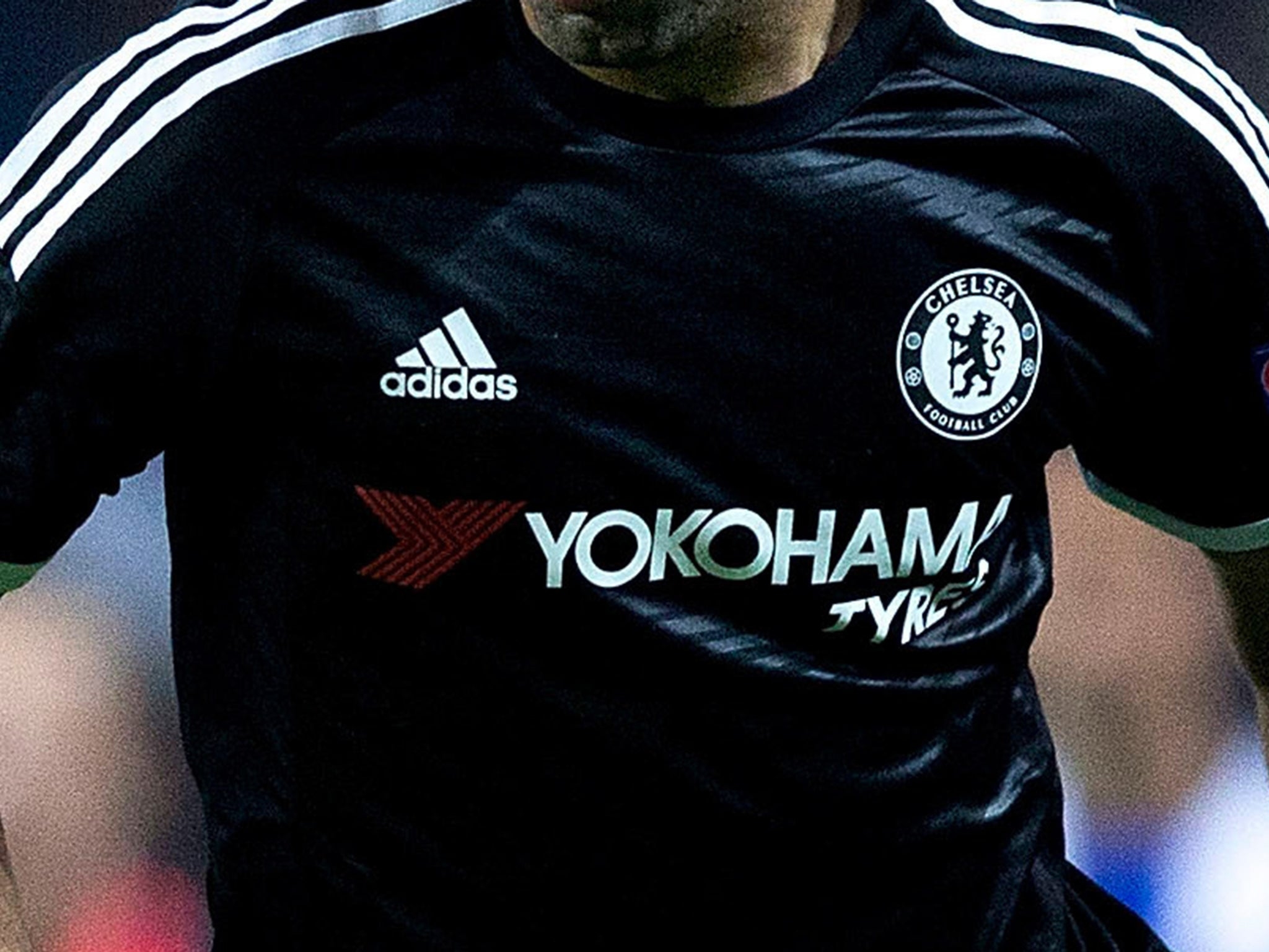 Chelsea third shirt 201516 launched: Chelsea reveal black
