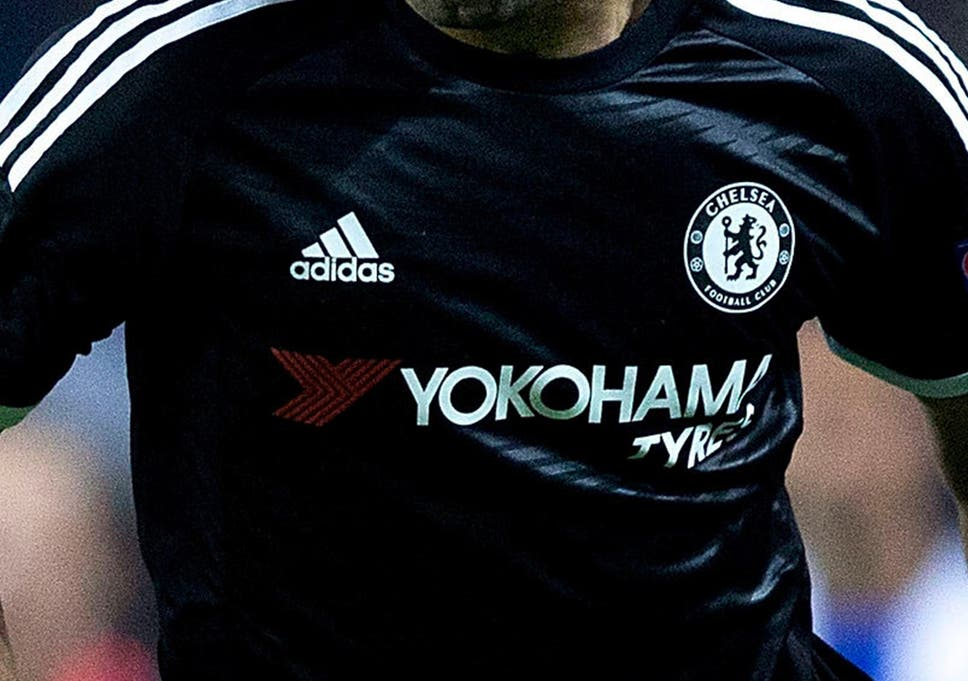 competitive price db916 a291c Chelsea third shirt 2015/16 launched: Chelsea reveal black ...