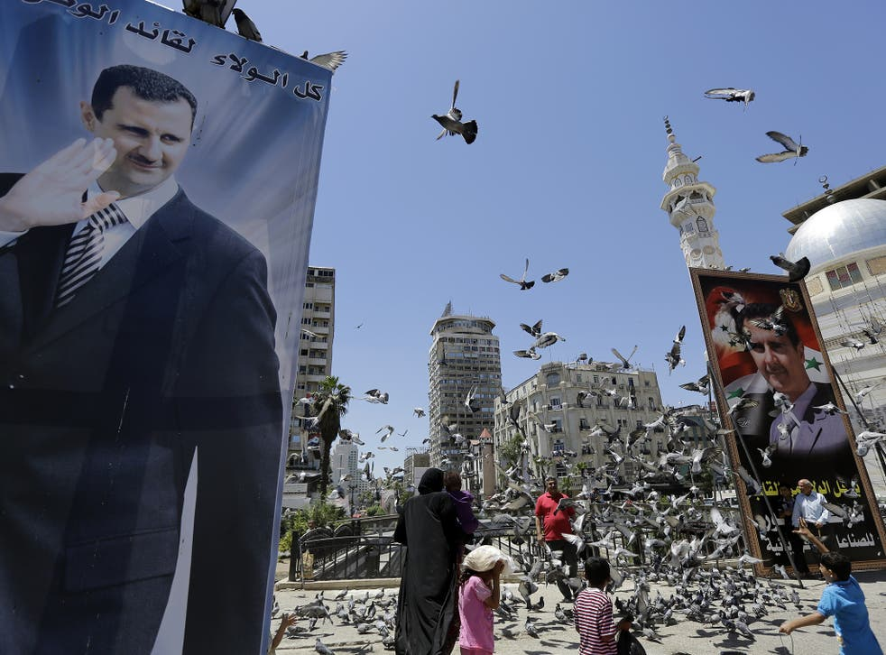 Jean-Clément Jeanbart says it is a 'big lie' the forces opposed to Assad are moderate and in support of freedom