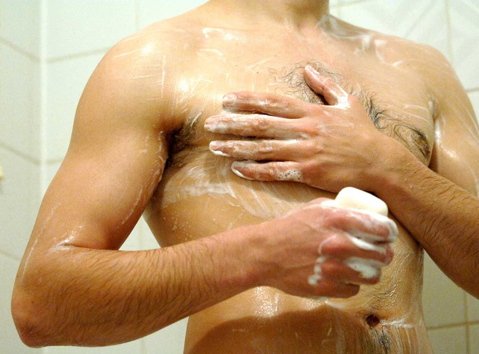 Most shower gels contain anti-bacterial chemicals