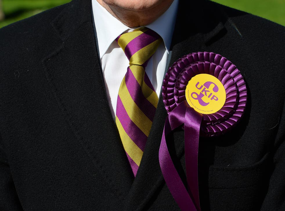 As many as 44 percent of Ukip voters could imagine themselves supporting a military coup in Britain, according to a recent poll