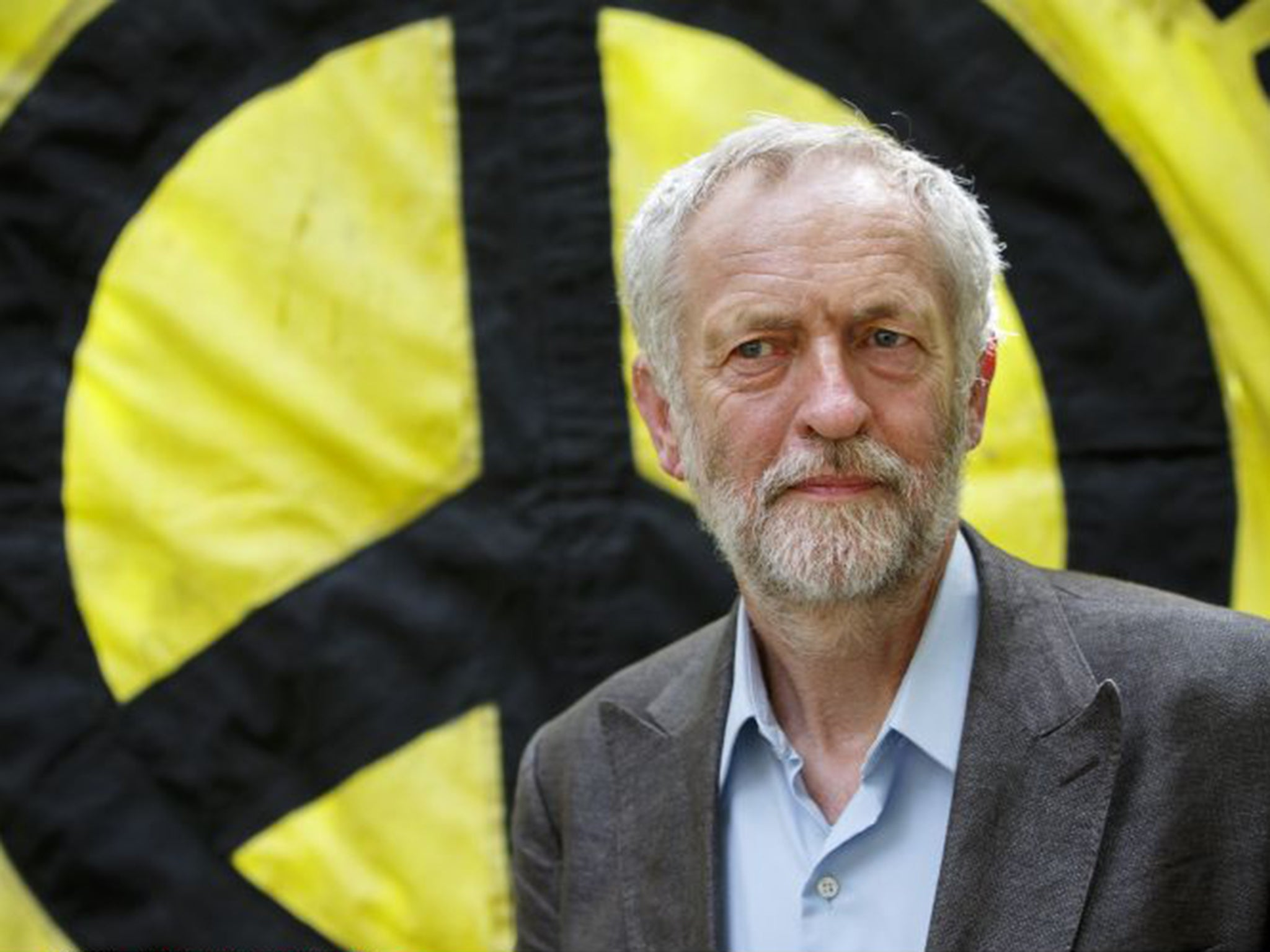 Jeremy corbyn considers adopting nato spending guarantee in rethink of defence policy the independent