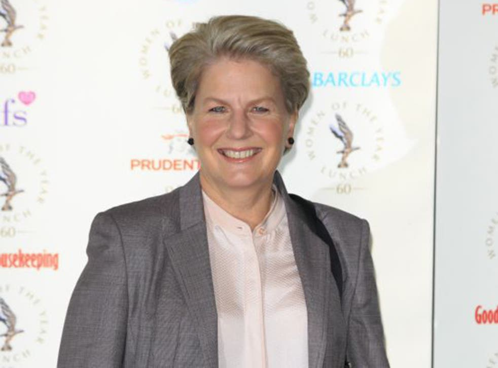 Sandi Toksvig could stand as WEP's London mayoral candidate in next year's election (Ge