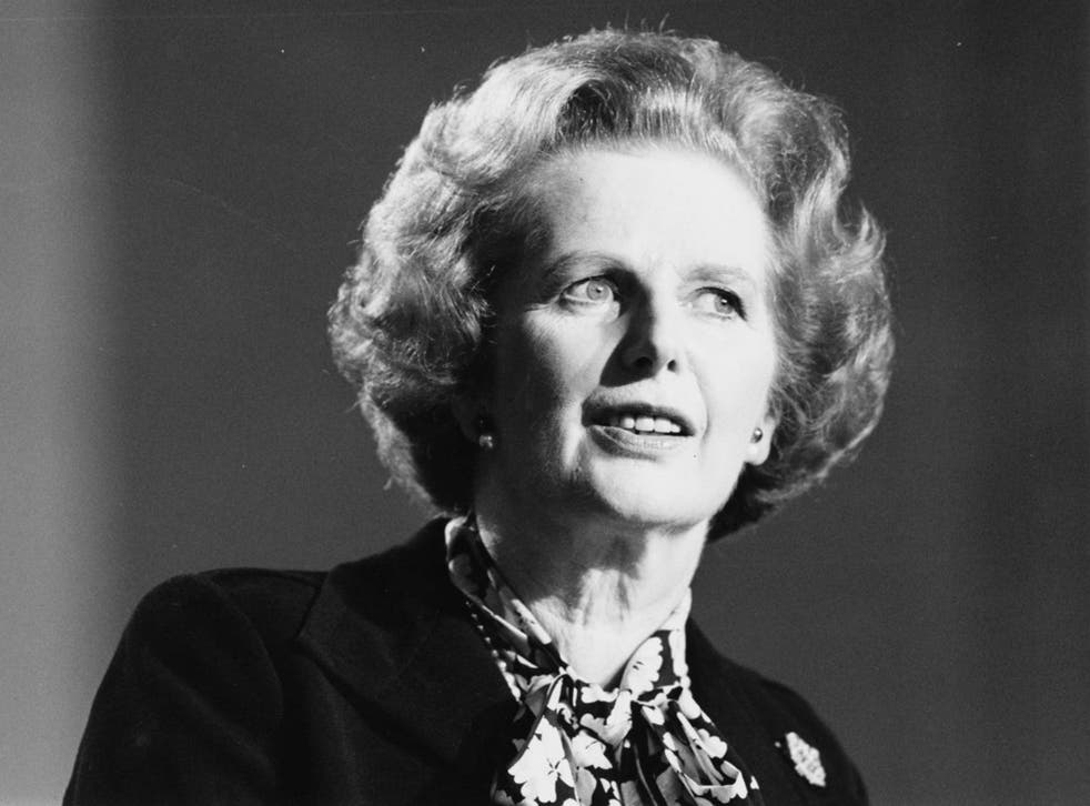 The leadership of Margaret Thatcher was threatened by Michael Heseltine
