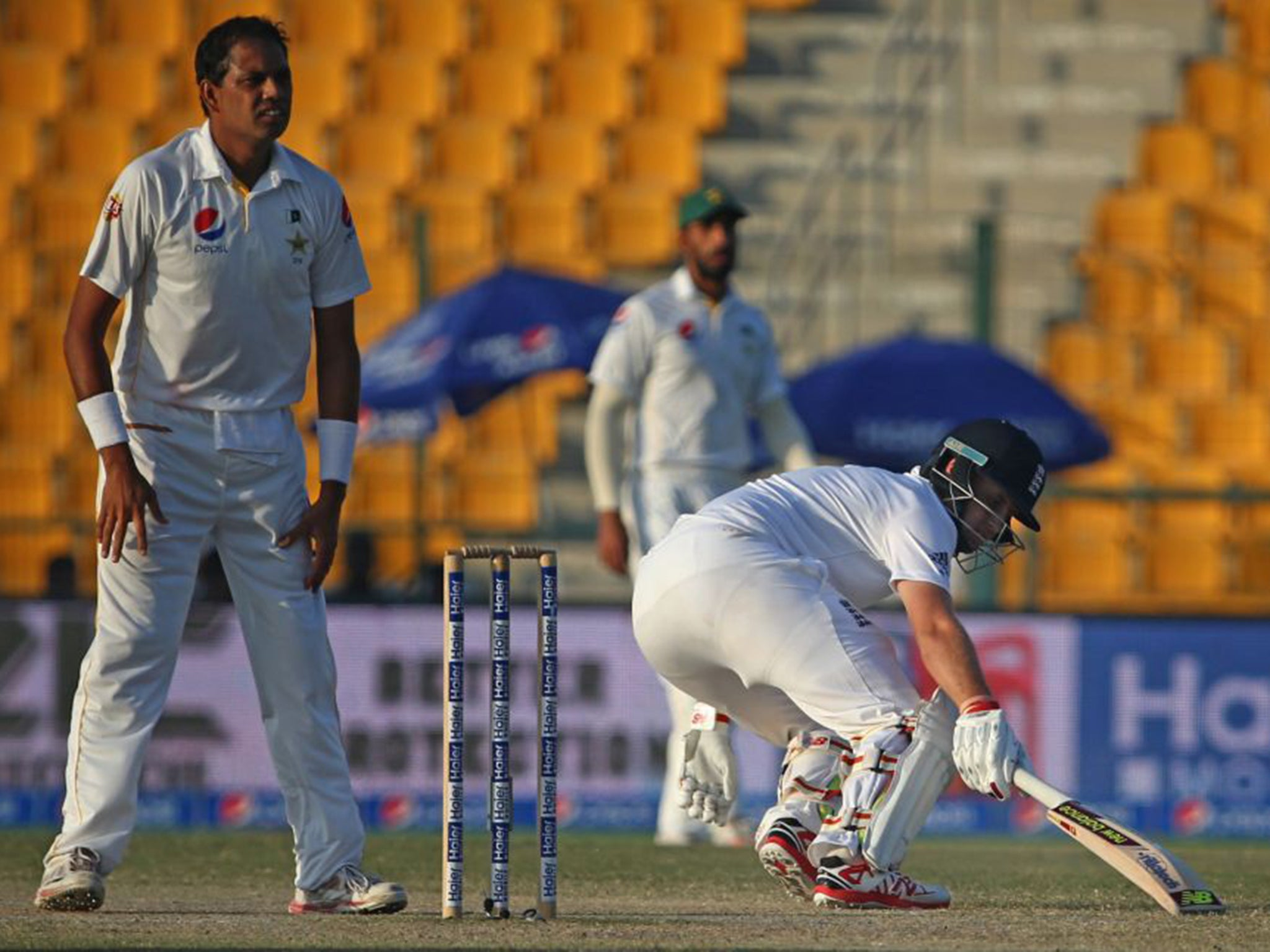 Pakistan vs England: Tourist's late flurry does Test cricket a world of good