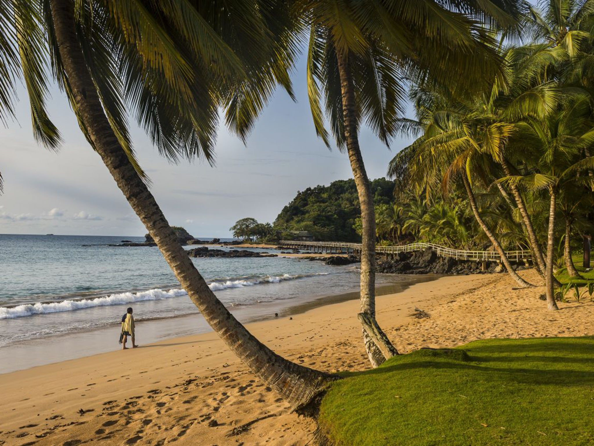 São Tomé: How the tiny island plans to become the 'Dubai of Africa' after securing Chinese investment