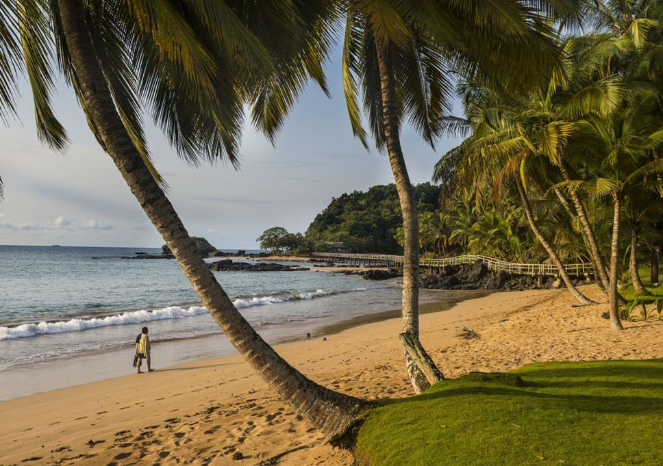 Sao Tome How The Tiny Island Plans To Become The Dubai Of