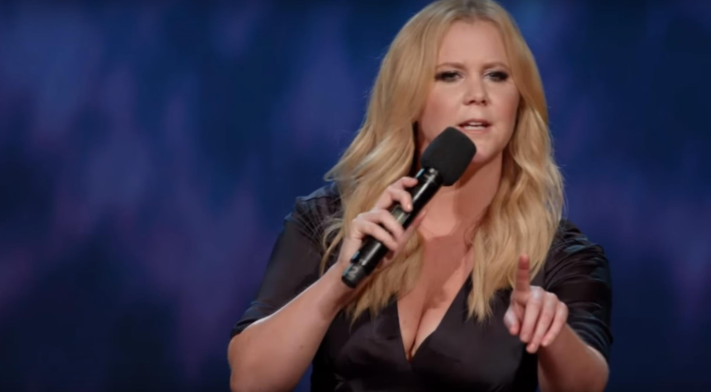 Amy Schumer Sex Video amy schumer: live at the apollo round-up: trainwreck actress